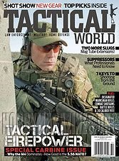 Tactical World - February/March 2014