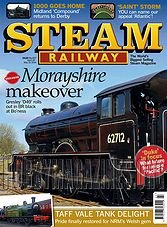 Steam Railway - April 25-May 22 2014