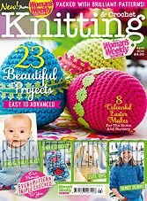 Knitting & Crochet - April 2014