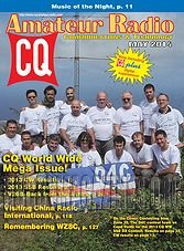 CQ Amateur Radio - May 2014