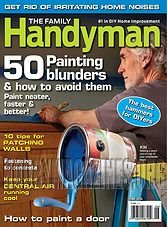 The Family Handyman - June 2014