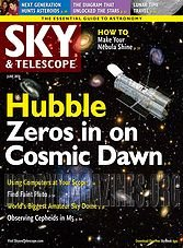Sky & Telescope - June 2014