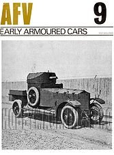AFV Weapons Profile 09 : Early Armoured Cars
