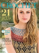 Interweave Crochet - Summer 2014