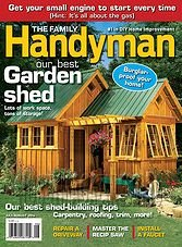Family Handyman  - July/August 2014