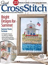 Just Cross Stich - August 2014