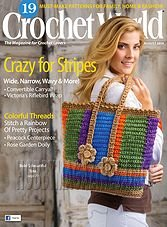 Crochet World - August 2014