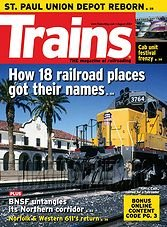 Trains - August 2014