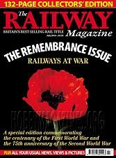 The Railway Magazine - July 2014