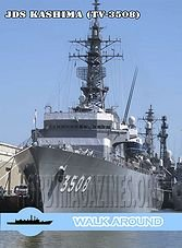 JDS Kashima (TV-3508) Walk Around