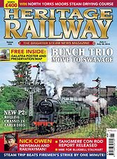Heritage Railway 191 - July 3-July 30,2014