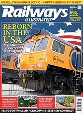 Railways Illustrated - August 2014