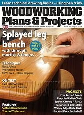 Woodworking Plans & Projects - August 2014