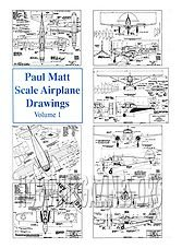 Scale Airplane Drawings Vol.1