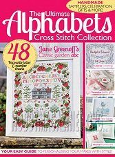 Cross Stitch Collection Alphabets - September 2014