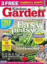 Kitchen Garden - September 2014