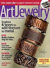 Art Jewelry – September 2014