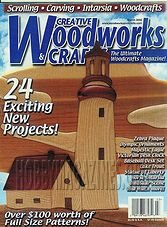 Creative Woodworks & Crafts #083 - March 2002