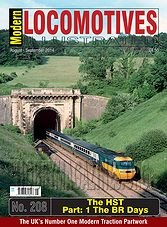 Modern Locomotives Illustrated - August/September 2014