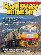 Railway Digest - August 2014