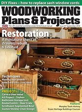 Woodworking Plans & Projects - September 2014