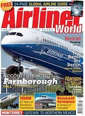 Airliner World - September 2014