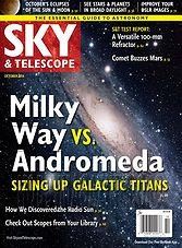 Sky & Telescope - October 2014