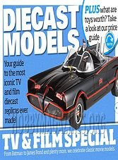 Diecast Models – TV and Film Special