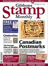 Gibbons Stamp Monthly - September 2014