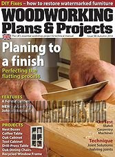 Woodworking Plans & Projects - Autumn 2014