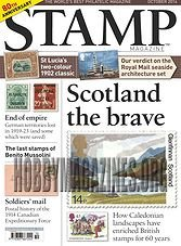 Stamp Magazine - October 2014