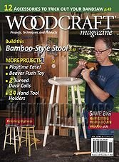 Woodcraft Magazine - October/November 2014