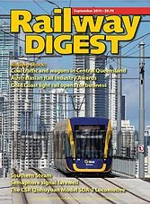 Railway Digest - September 2014