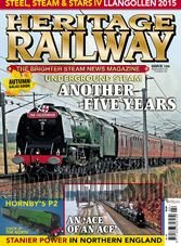 Heritage Railway 194 - September 25-October 22 2014