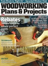 Woodworking Plans & Projects – October 2014