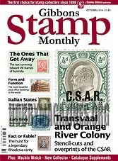 Gibbons Stamp Monthly - October 2014