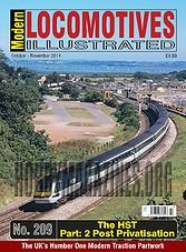 Modern Locomotives Illustrated - October/November 2014