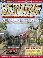 Heritage Railway 195 - October 23-November 19,2014