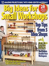 WOOD Special - Big Ideas for Small Shops 2014