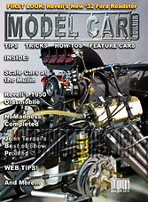 Model Car Builder – Winter 2013