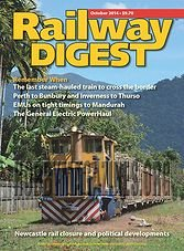 Railway Digest - October 2014