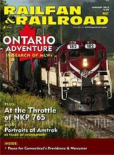 Railfan & Railroad - January 2012