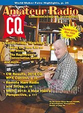 CQ Amateur Radio - November 2014