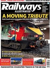 Railways Illustrated - December 2014