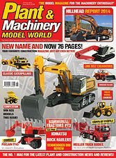 Model Plant and Machinery - Autumn 2014