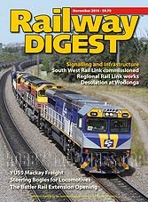Railway Digest - November 2014