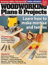 Woodworking Plans & Projects - December 2014