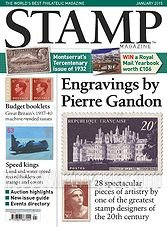 Stamp Magazine – January 2015