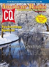 CQ Amateur Radio - December 2014