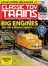 Classic Toy Trains - February 2015